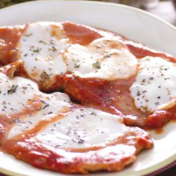 Ricetta Scaloppine Vitello Alla pizzaiola