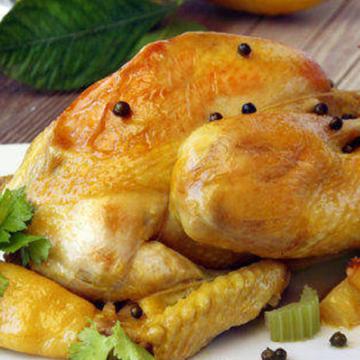 Ricetta Busti di Pollo al Limone